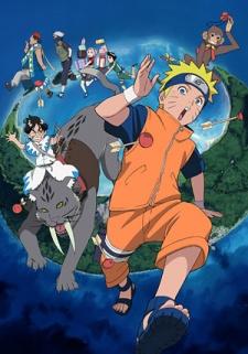 Naruto Dattebayo Movie 3: Những Lính Gác Của Nguyệt Quốc