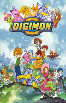 Digimon Adventure - Digimon Season 1