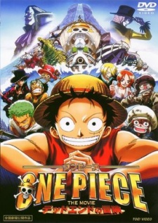 One Piece Movie 4: Cuộc Đua Tử Thần - One Piece Movie 4: Dead End Adventure