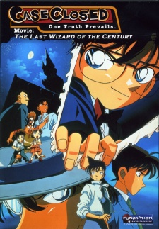 Detective Conan Movie 03: The Last Wizard Of The Century - Detective Conan The Movie 3: Phù Thủy Cuối Cùng Của Thế Kỷ