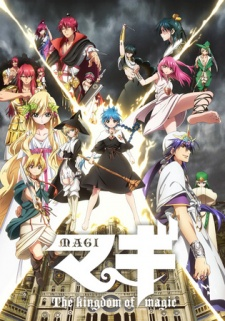 Magi The Kingdom Of Magic Ss2