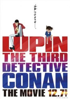 Lupin Iii Vs Detective Conan Movie