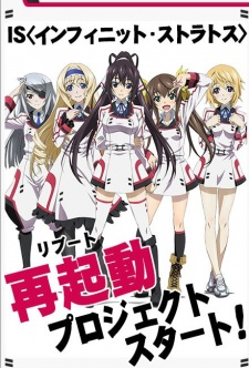Is: Infinite Stratos 2 – World Purge-hen