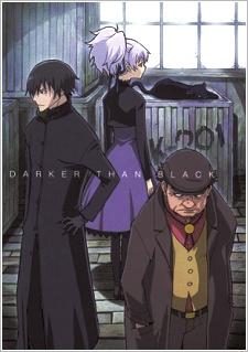 Darker Than Black: Kuro No Keiyakusha - Darker Than Black - Dtb Season 1