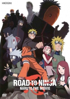 Naruto Shippuuden Movie 6: Con Đường Nhẫn Giả - Naruto Shippuuden Movie 6: Road To Ninja