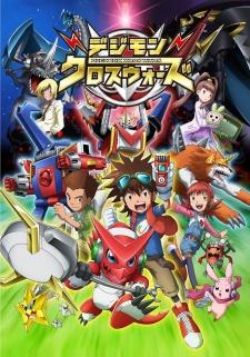 Digimon Xros Wars - Digimon Season 6