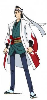 Bakumatsu Gijinden Roman Suzuki Magoichi